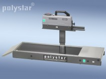 polystar 350 DSM with conveyor belt