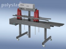 polystar 400 DSM-V with conveyor belt